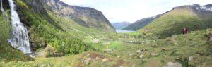 Flåm - Brekkefossen - Fjords - Norway