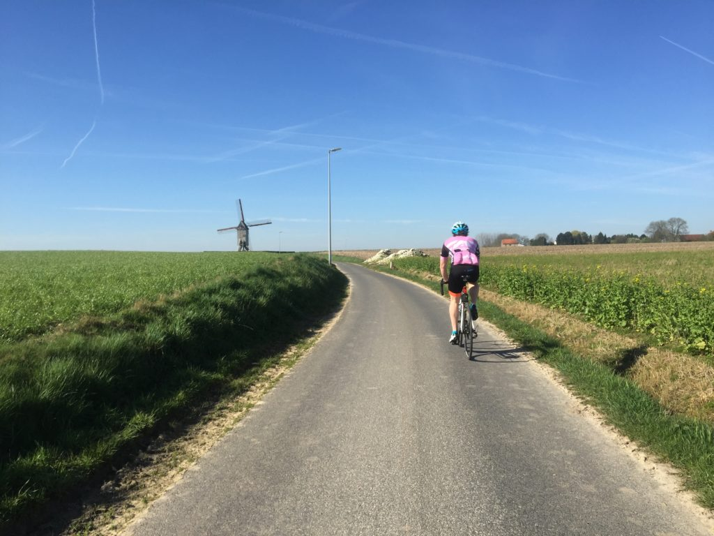 Flanders cycling