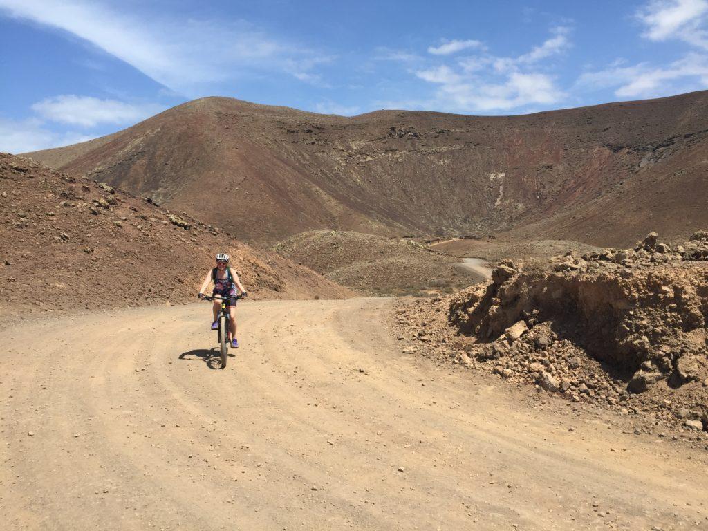 Mountain Biking Cycling Fuerteventura