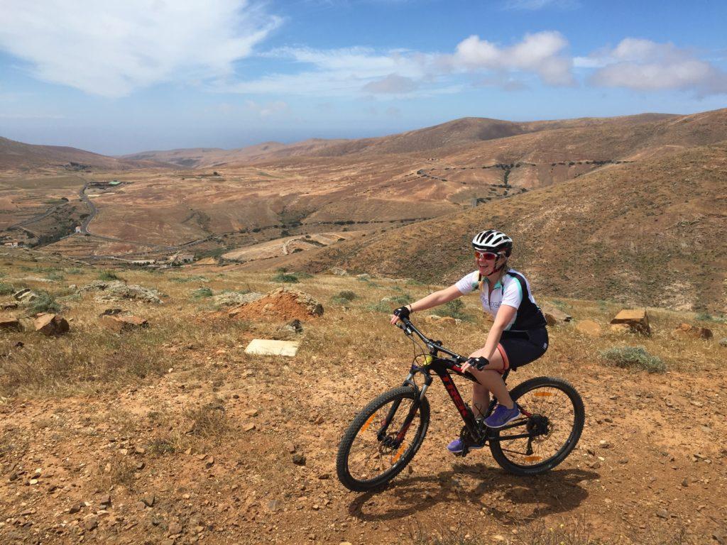 Cycling Fuerteventura